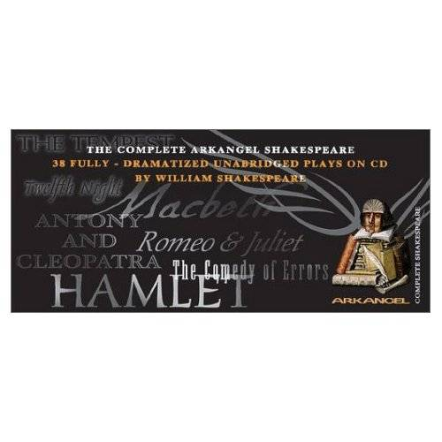 41b1veyk3klss500je2 William Shakespeare   The Complete Arkangel Shakespeare   38 plays (2003)