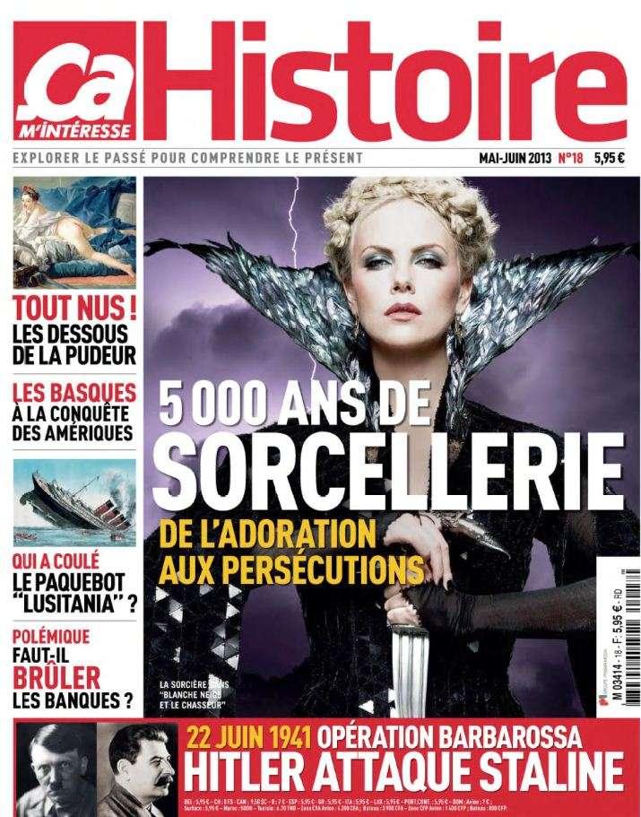 Ça M'intéresse Histoire N°18 Mai Juin 2013