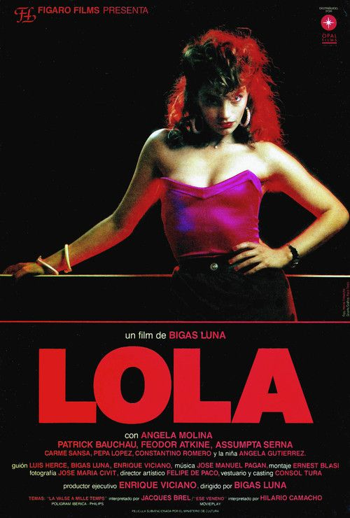 lolajw Bigas Luna   Lola (1986)
