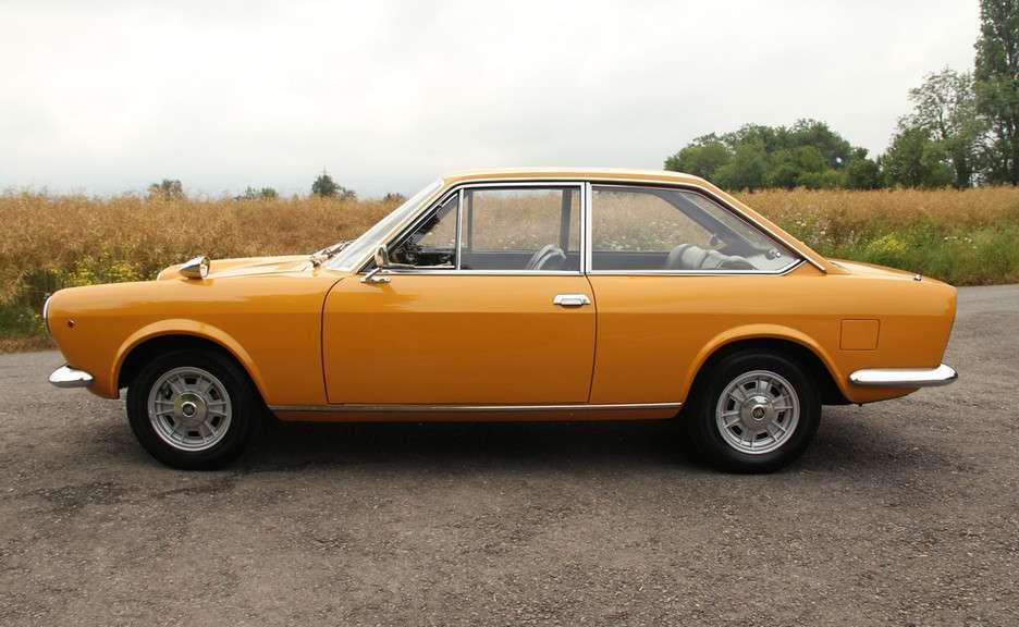 Car fiat 124 sport coupe - Fiat 124 coupe sport fiche technique ...