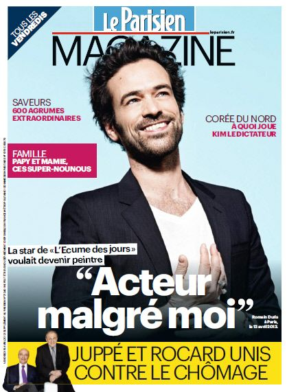 Le Parisien Magazine Vendredi 19 Avril 2013