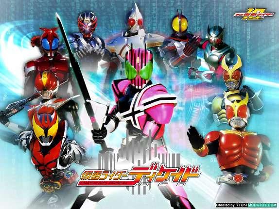 Kamen Rider Decade (2009)