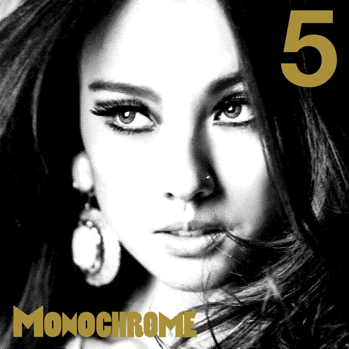 [Album] Lee Hyori - Monochrome (VOL. 5)
