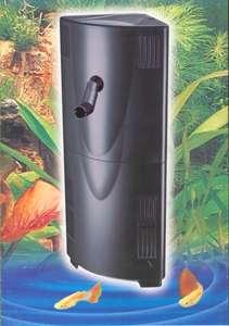 Filtro biologico acquario interno angolare 480 ebay for Acquario angolare