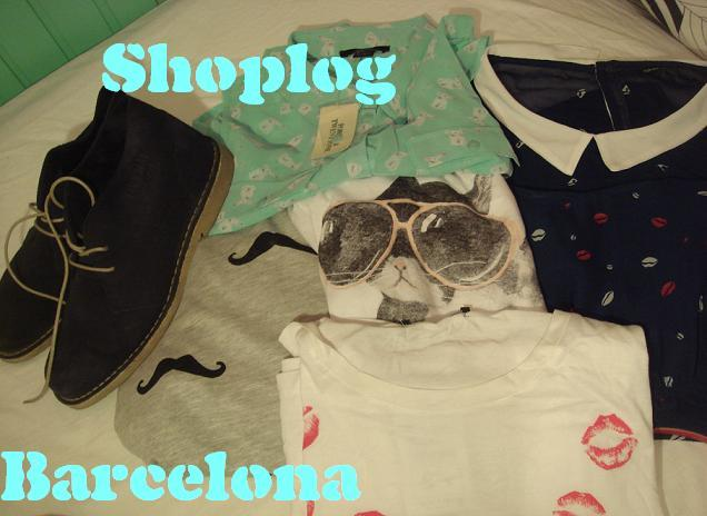Shoplog Barcelona Kleding &#8211; Forever21, Shana, nep Clarks