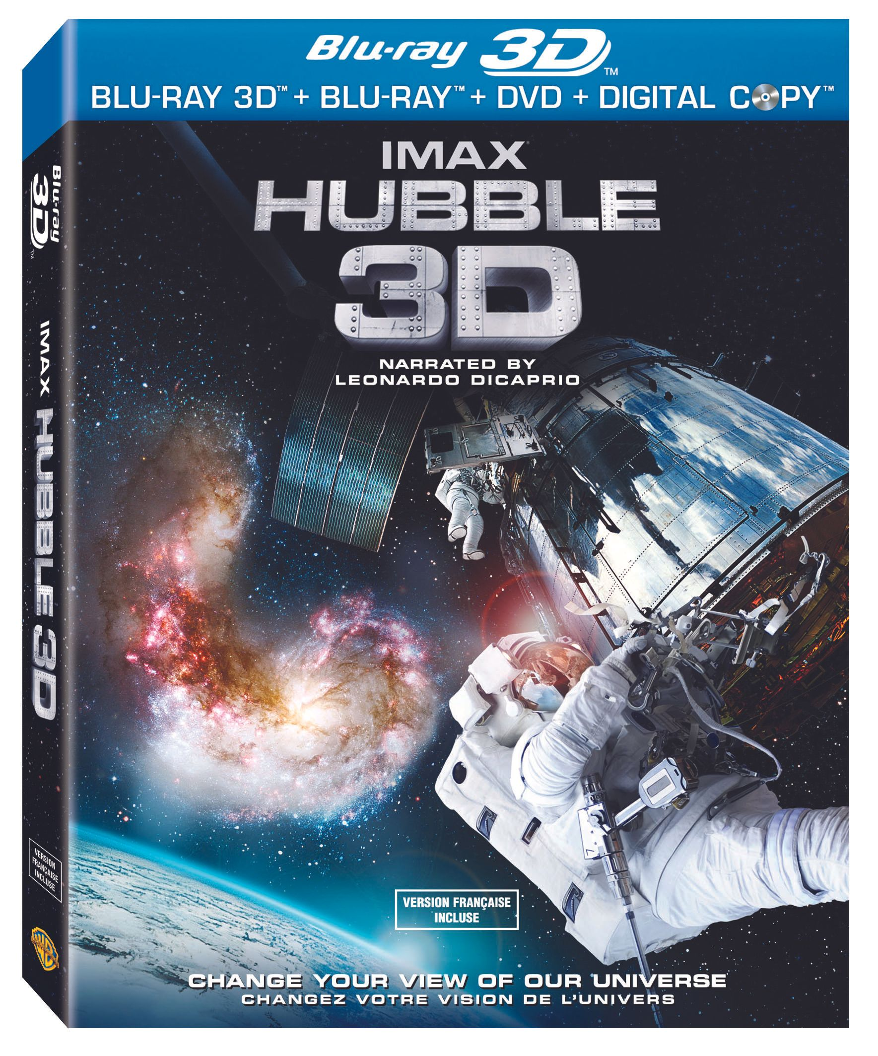 Hubble IMAX Blu-ray Cover (page 4) - Pics about space