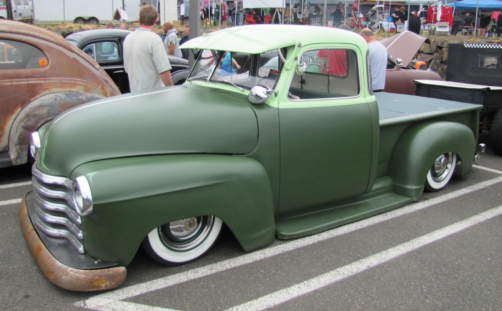 chevrolet custom pick up 1950 sport car. Black Bedroom Furniture Sets. Home Design Ideas