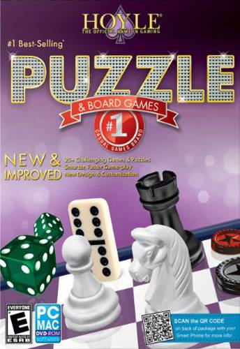 Hoyle Puzzle & Board Games 2012 - TiNYiSO
