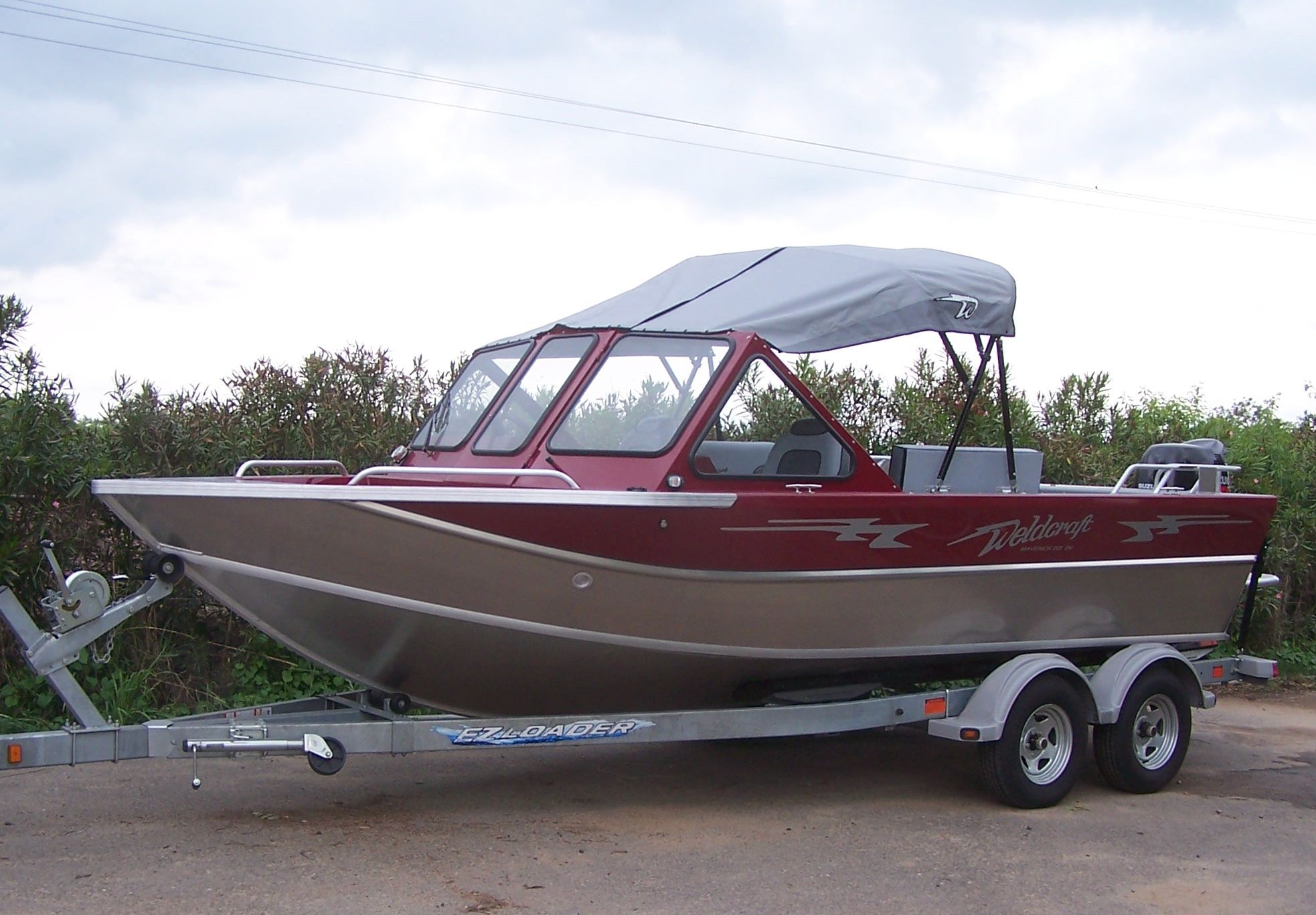 Hewescraft 20' SeaRunner - The Hull Truth - Boating and Fishing Forum