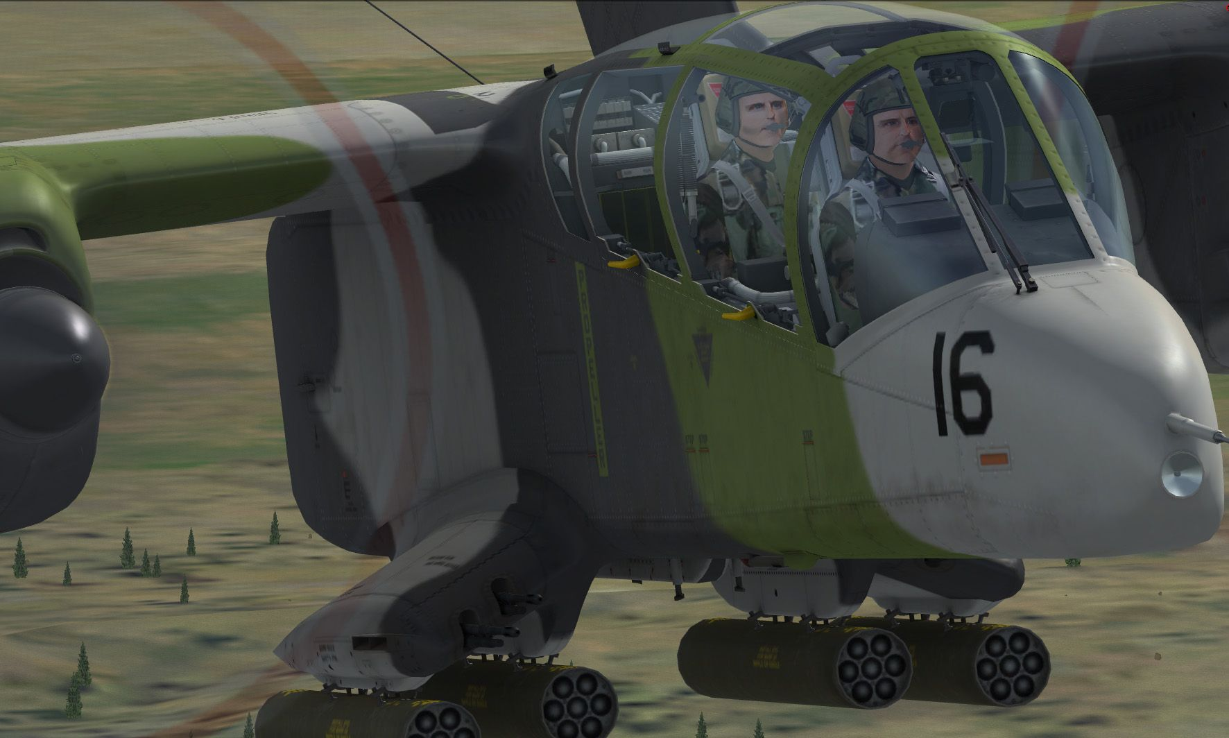 Pilote-Virtuel com - Forum de simulation aérienne / [FSX] Bronco X
